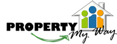 PropertyMyWay Real Estate Logo